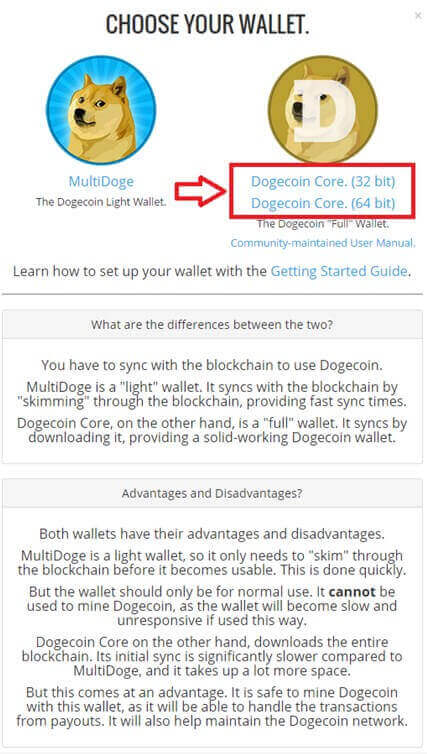 Скачать биткоин догкоин кошельки с официального сайта топ 20 от ммсис форекс