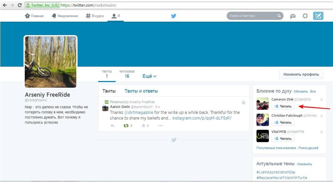 как добавить фото в твиттер подробная инструкция цветные волосы стиле