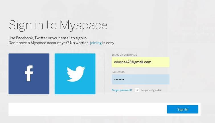 Продвижение сайта в myspace 2 5 оптимизация и продвижение сайта заключение библиографический список