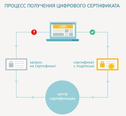 Что такое цифровой сертификат